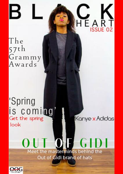 Black Heart Magazine Mar. 2015