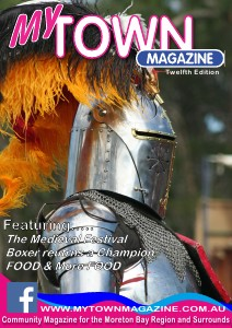 My Town Magazine, Discover Queensland Edition Twelfth Edition 20th July 2013