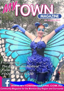 My Town Magazine, Discover Queensland Edition Thirteenth Edition, 3rd August 2013