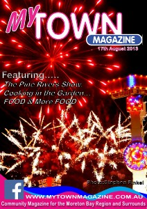 My Town Magazine, Discover Queensland Edition Fourteenth Edition, 17th August 2013