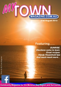 My Town Magazine, Discover Queensland Edition Fifthteenth Edition 30th August 2013