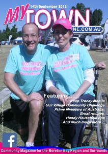 My Town Magazine, Discover Queensland Edition 16th Edition, 14th September 2013