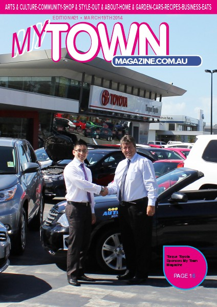 My Town Magazine, Discover Queensland Edition 19th March 2014 Edition 29