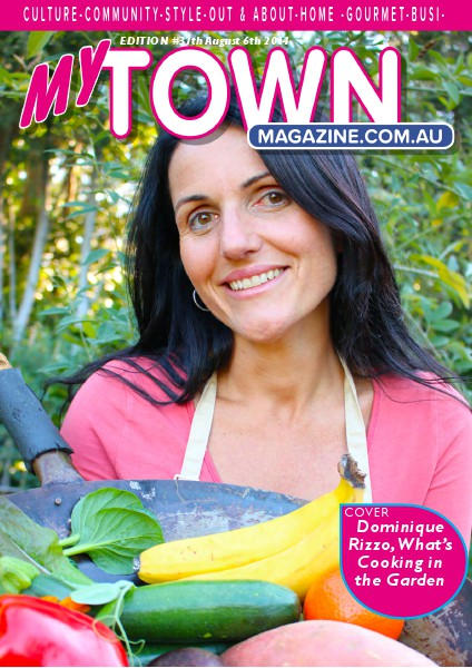 My Town Magazine, Discover Queensland Edition 6th August 2014 Edition 39