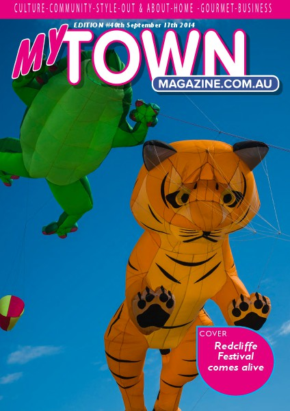 My Town Magazine, Discover Queensland Edition 17th September 2014 Edition 42