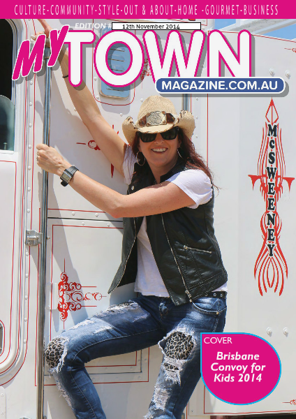 My Town Magazine, Discover Queensland Edition 12th November 2014 Edition 46