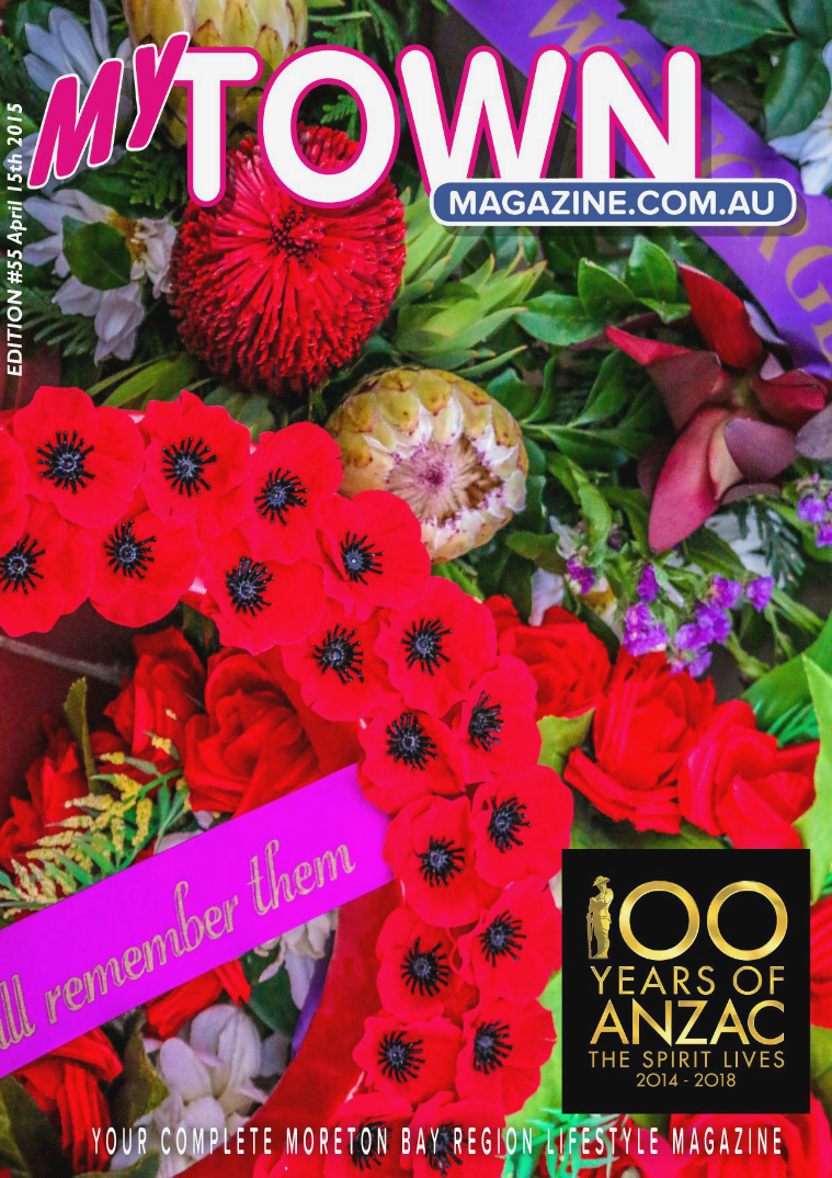 15th APRIL 2015 57th Edition, ANZAC DAY Special