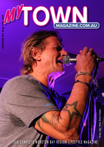 My Town Magazine, Discover Queensland Edition 13th May 2015 Edition 59