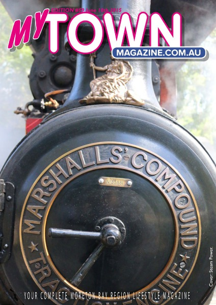 My Town Magazine, Discover Queensland Edition 10th June 2015 Edition 61