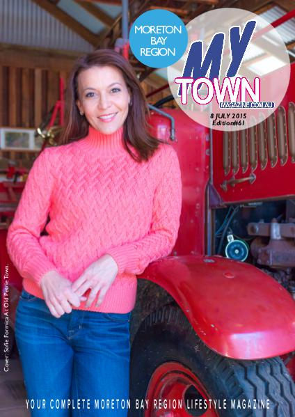 My Town Magazine, Discover Queensland Edition 8 July 2015 Edition 64