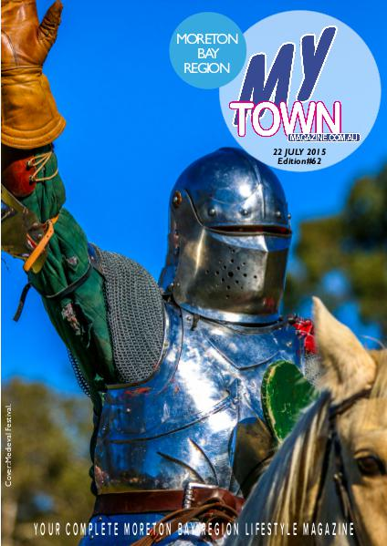 My Town Magazine, Discover Queensland Edition 22 July 2015 Edition 65