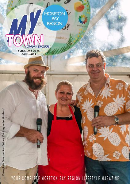 My Town Magazine, Discover Queensland Edition 5th August 2015 Edition 66