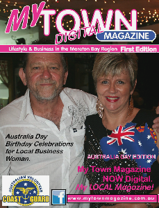 Australia Day Special. 1st Edition