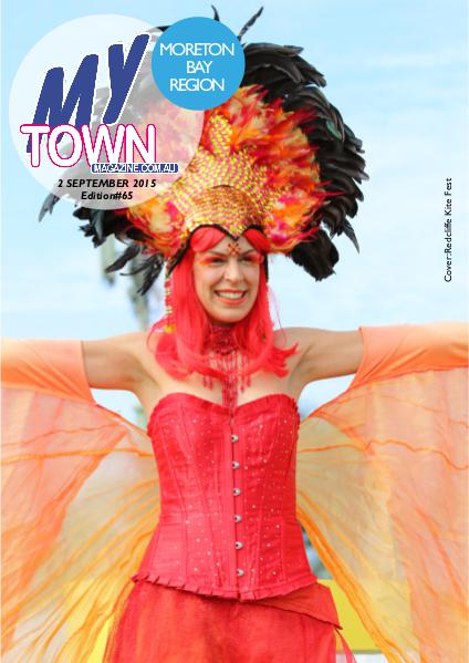 My Town Magazine, Discover Queensland Edition 2nd September 2015 Edition 69