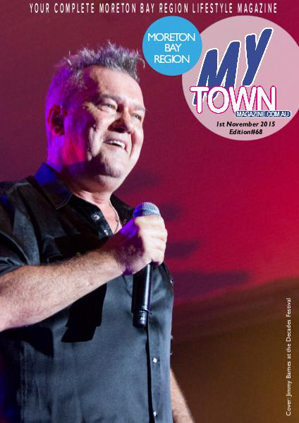 My Town Magazine, Discover Queensland Edition 1st November 2015 Edition 74