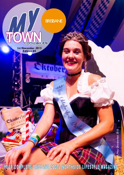 My Town Magazine, Discover Queensland Edition 1st November 2015 Edition 75