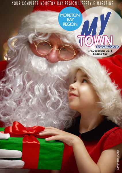 My Town Magazine, Discover Queensland Edition 1st December 2015 Edition 76