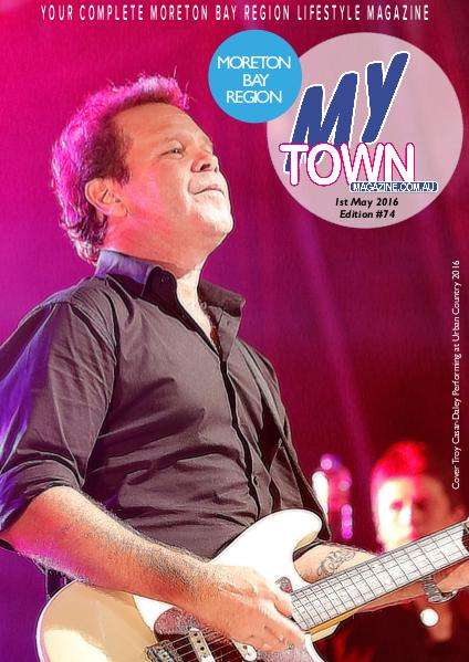 My Town Magazine, Discover Queensland Edition 1st May 2016 Edition 85