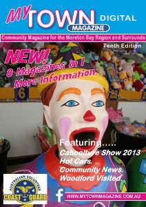My Town Magazine, Discover Queensland Edition Tenth Edition. 22 June 2013