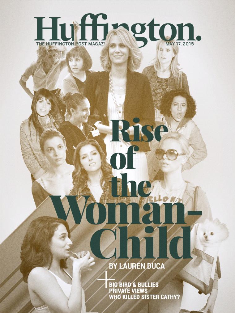 Huffington Magazine Issue 149