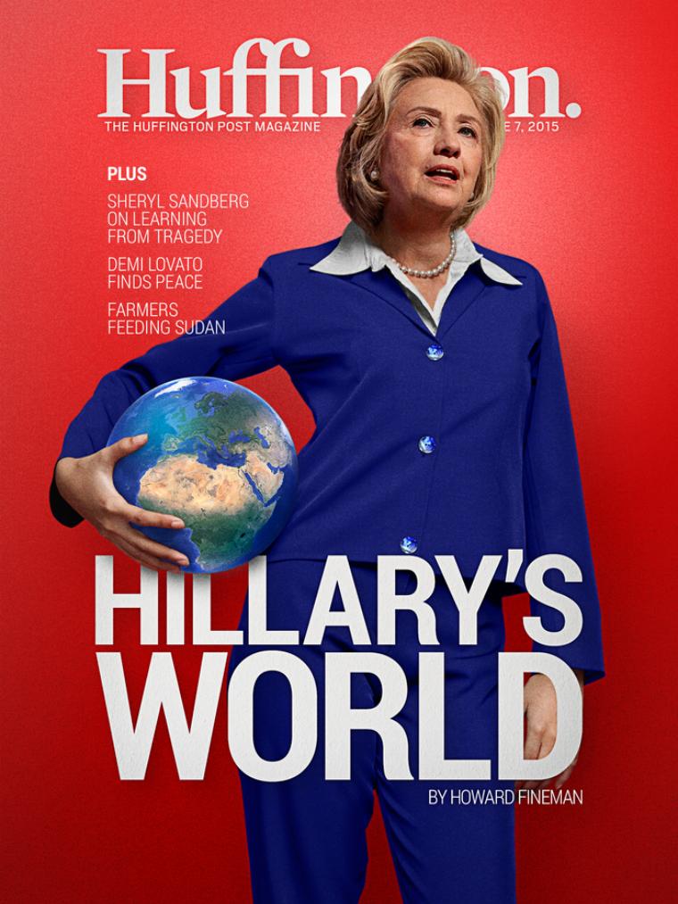 Huffington Magazine Issue 152