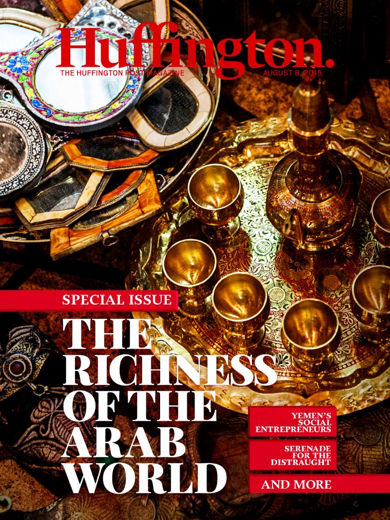 Huffington Magazine Issue 160