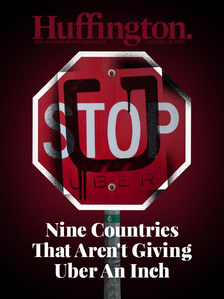 Huffington Magazine Issue 163