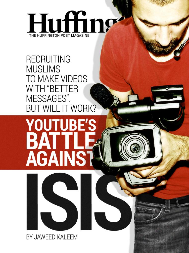 Huffington Magazine Issue 164