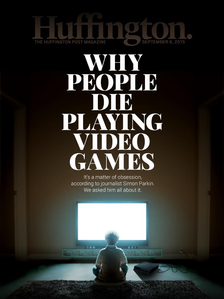 Huffington Magazine Issue 165