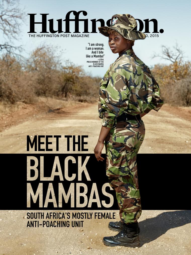 Huffington Magazine Issue 167