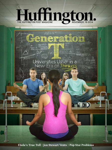 Huffington Magazine Issue 123