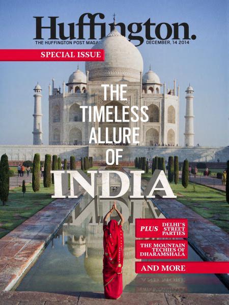 Huffington Magazine Issue 127