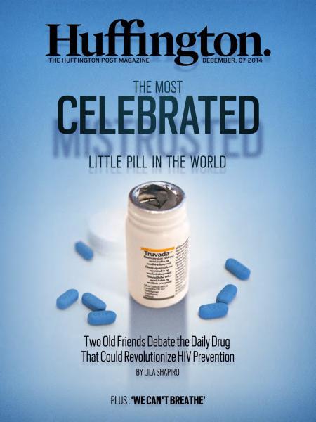 Huffington Magazine Issue 126