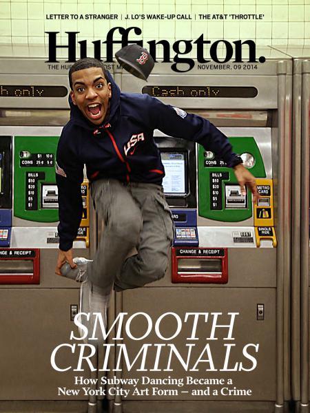 Huffington Magazine Issue 122