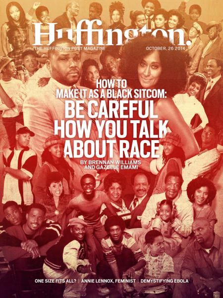 Huffington Magazine Issue 120