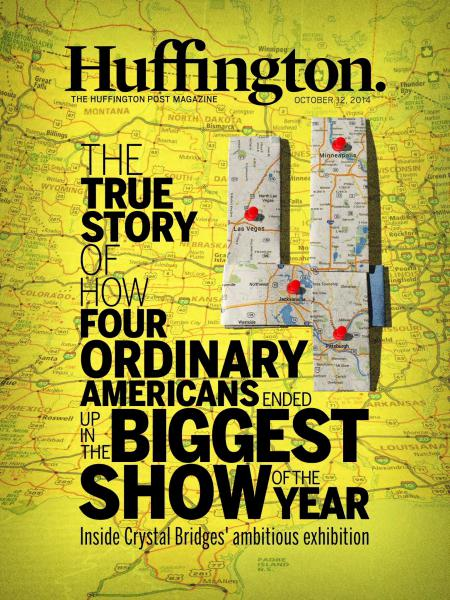 Huffington Magazine Issue 118