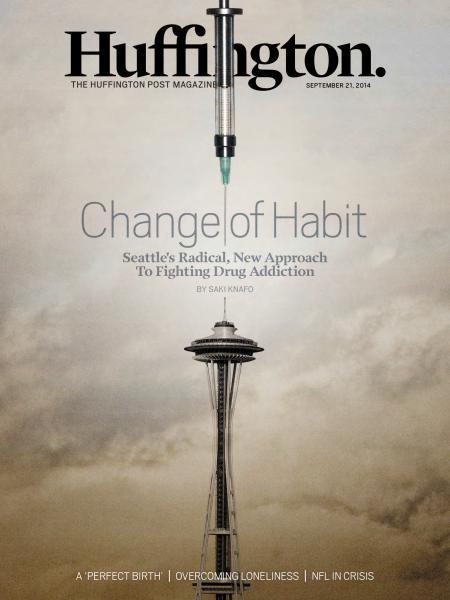 Huffington Magazine Issue 115