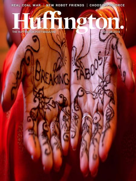 Huffington Magazine Issue 104