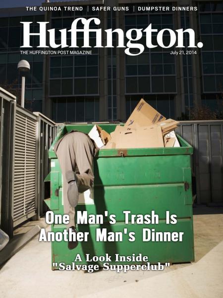 Huffington Magazine Issue 108
