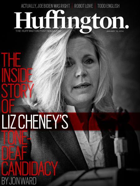 Huffington Magazine Issue 84