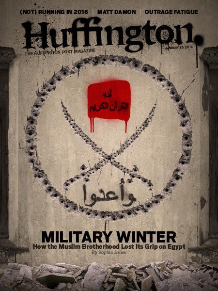 Huffington Magazine Issue 85