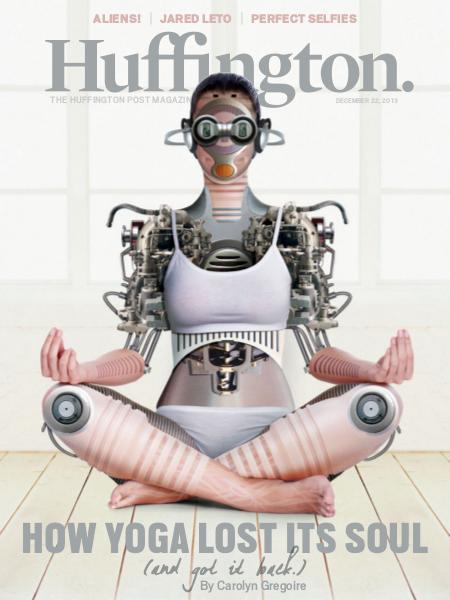 Huffington Magazine Issue 80