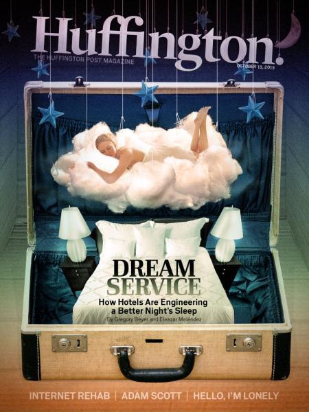 Huffington Magazine Issue 70