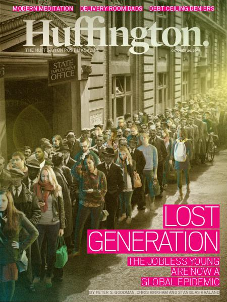 Huffington Magazine Issue 71