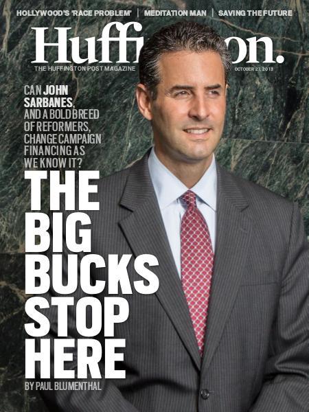 Huffington Magazine Issue 72