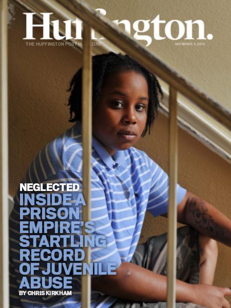 Huffington Magazine Issue 73