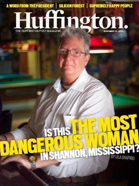 Huffington Magazine Issue 74