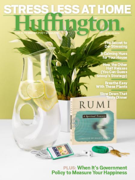 Huffington Magazine Issue 46