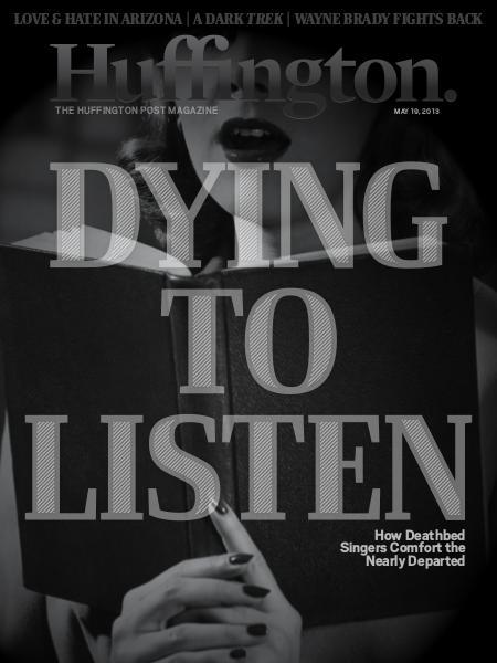 Huffington Magazine Issue 49