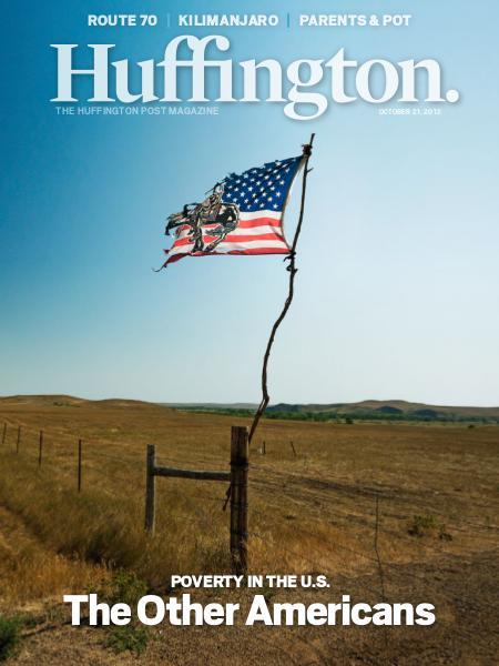 Huffington Magazine Issue 19